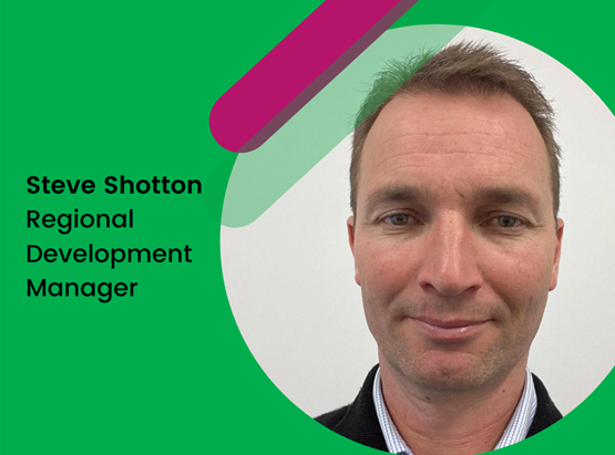 Book an expert - Grants - Available 9am-1pm Friday (fortnightly) - Steve Shotton, Regional Development Manager